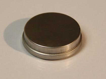 coperchio in metallo