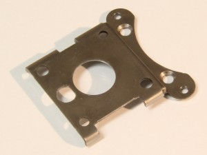 Automatic distributor bracket