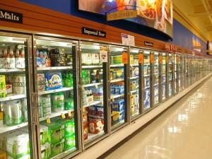 Retrofit su banco frigorifero
