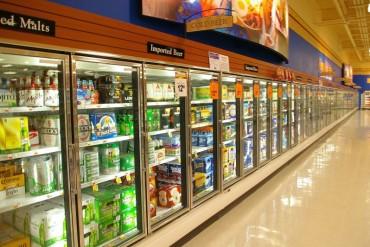 Commercial refrigerator retrofit