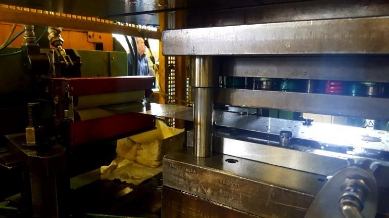 lubrificazione stampaggio