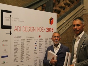Dinamica rewarded with ADI Design Index 2016