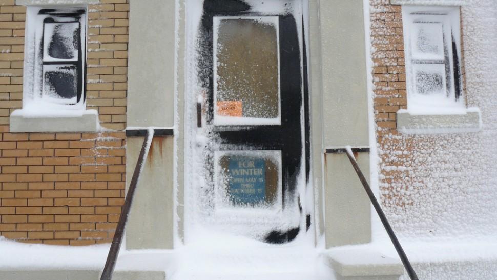 therma break door