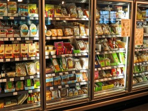 The evolution of supermarket refrigerator aisles