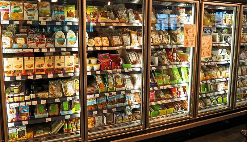 BANCO FRIGO NUOVI 800 refrigerator aisle