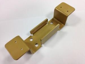 Calibratura dei pezzi prodotti con tranciatura