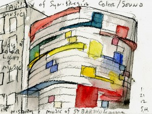 Steven Holl in mostra a Milano
