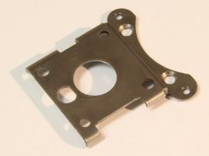Automatic distributor bracket