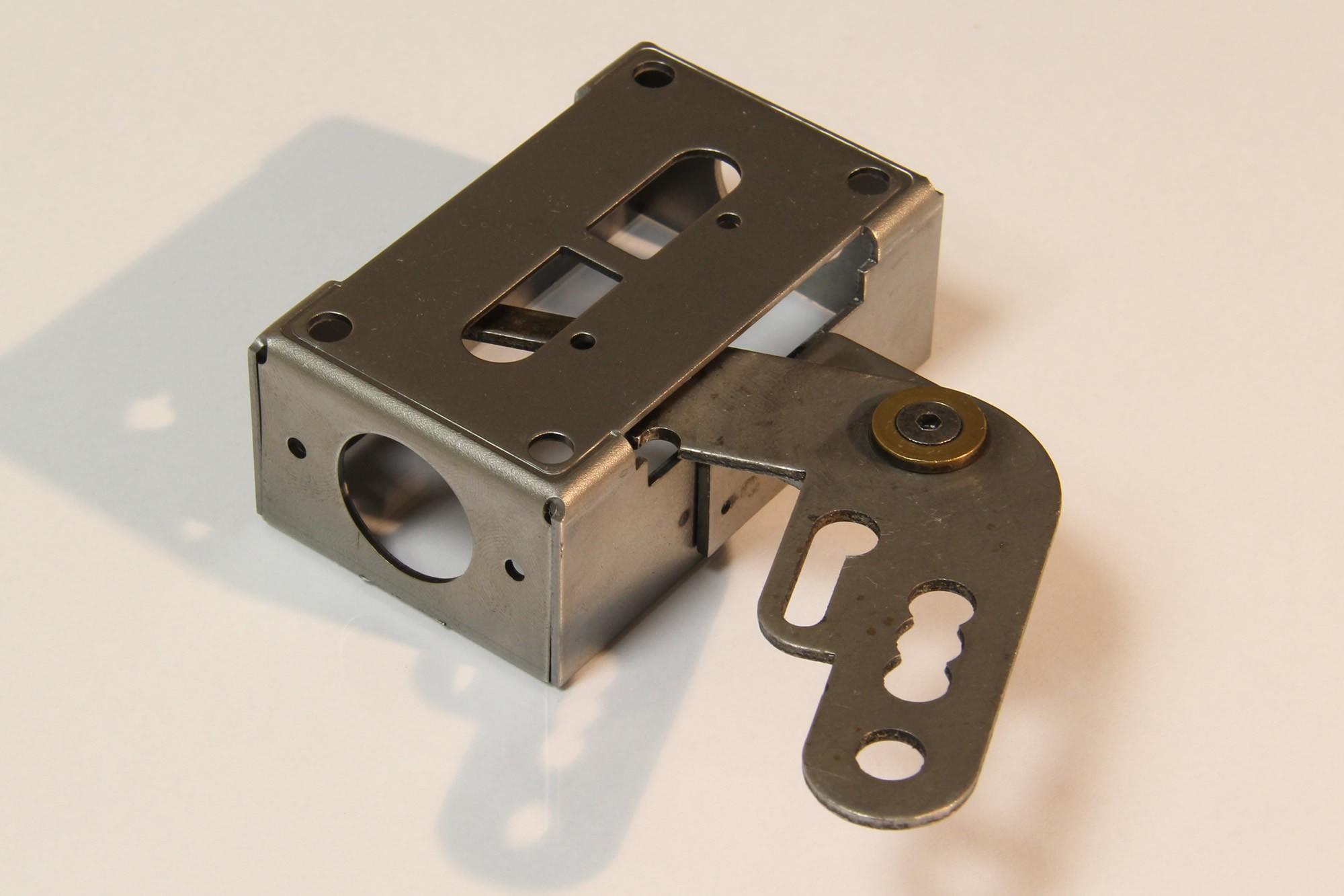 Security door component