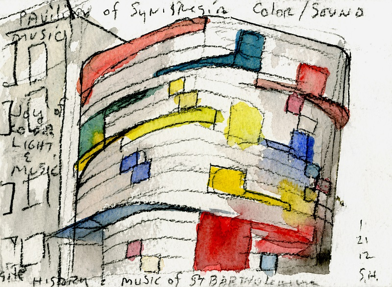 Steven Holl Maggies Cancer Care Center